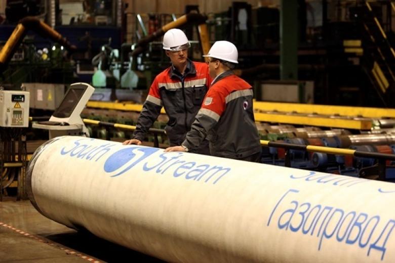 ВШвеции поведали , почему одобрили строительство Северного потока-2
