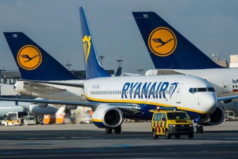 Ryanair отменяет рейсы из-за забастовки 3