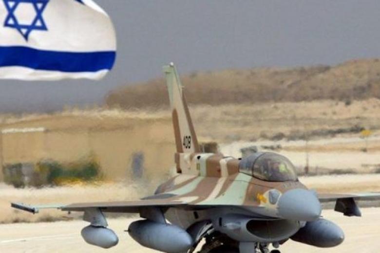 Израиль нанес авиаудар позападу Сирии
