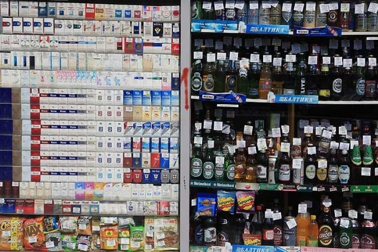 правила продажи алкоголя и табачных изделий