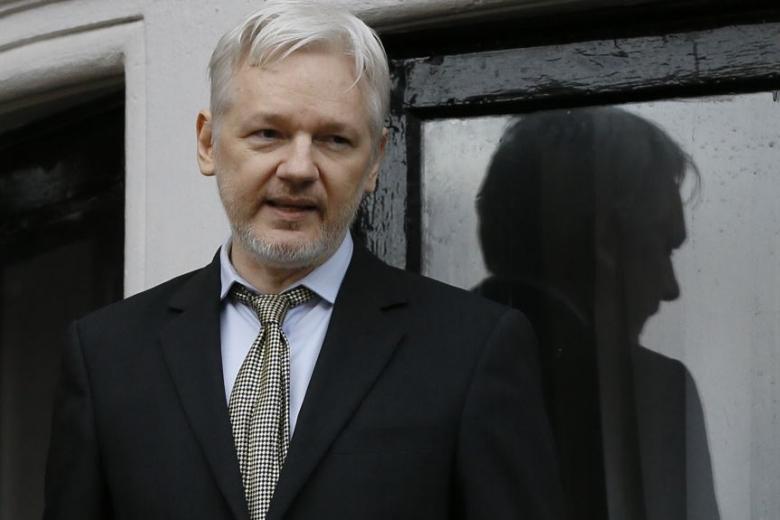 julian assange - 1.5 часа