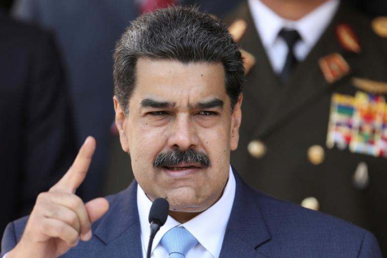 Спаспортом наспецзадание. Мадуро говорит, что поймал американцев, готовивших переворот